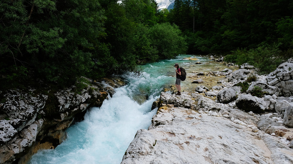 Why Does Not Being Able To Travel Hurt So Much? Soca River Trail, Slovenia