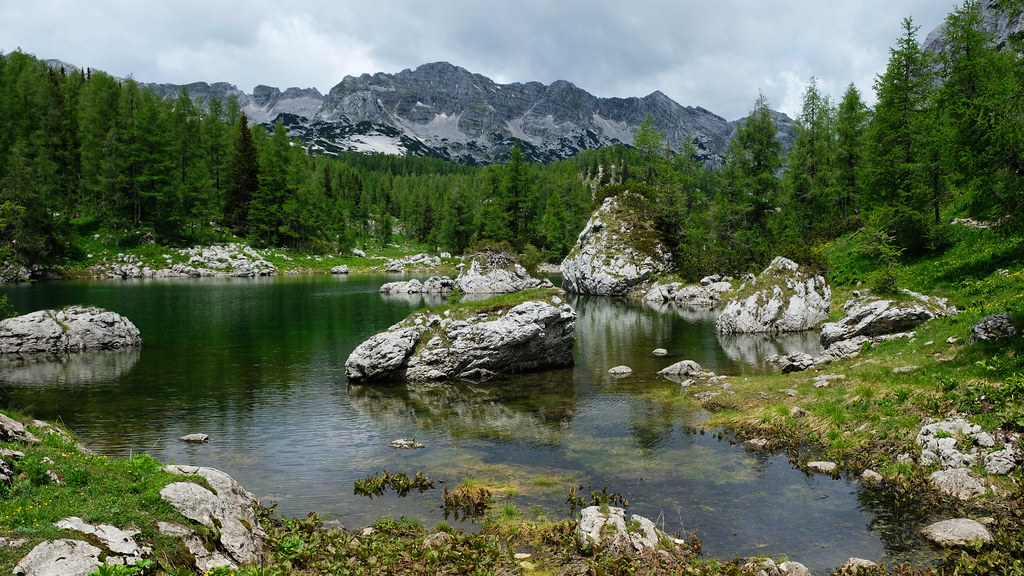 Why Does Not Being Able To Travel Hurt So Much? Double Lakes, Triglav National Park, Slovenia