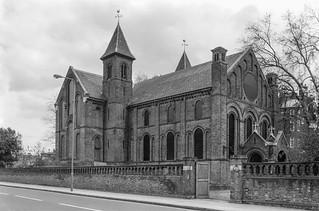 The Chapel, St Mark's College, Fulham Rd, West Brompton, Kensington & Chelsea, 1988 88-4n-22-positive_2400