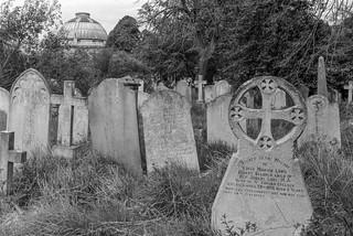 Brompton Cemetery, West Brompton, Kensington & Chelsea, 1988 88-4n-36-positive_2400