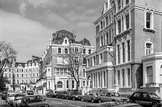 Harcourt Terrace, Chelsea, Kensington & Chelsea, 1988 88-4n-13-positive_2400