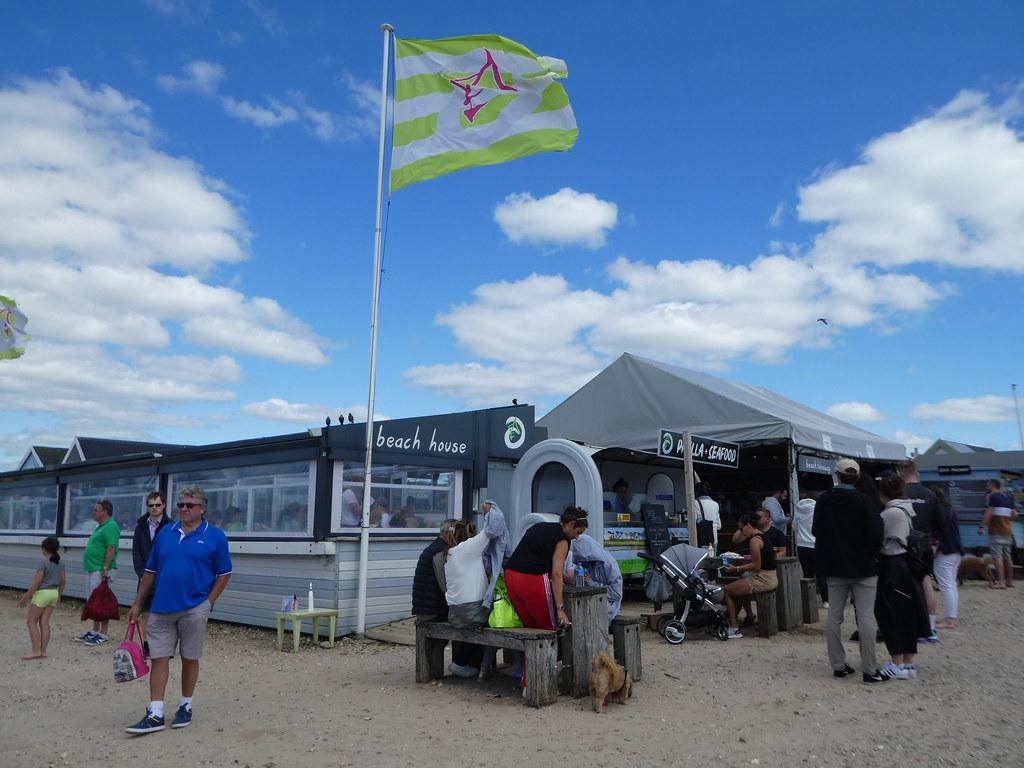 Beach House Cafe, Mudeford Spit