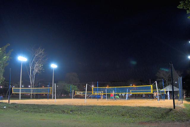Nova Iluminação no Parque