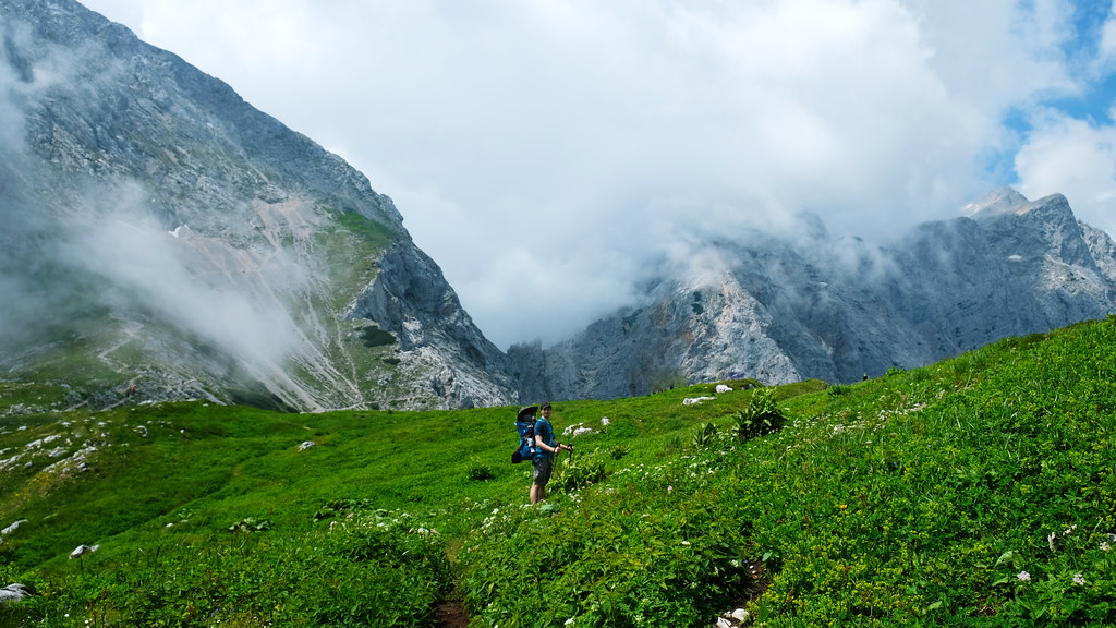 Why Does Not Being Able To Travel Hurt So Much? Kamnik Saddle, Kamnik Alps, Slovenia