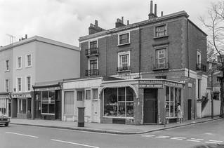 Marine Stores, Fulham Rd, West Brompton, Kensington & Chelsea, 1988 88-4n-23-positive_2400