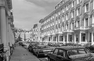 Harcourt Terrace, Chelsea, Kensington & Chelsea, 1988 88-4n-12a-positive_2400