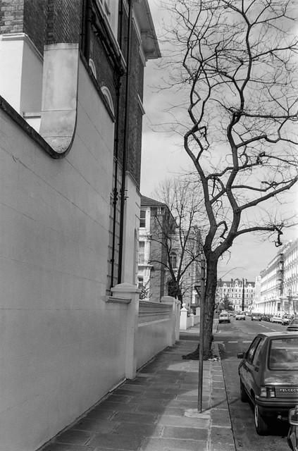Harcourt Terrace, Chelsea, Kensington & Chelsea, 1988 88-4n-11-positive_2400