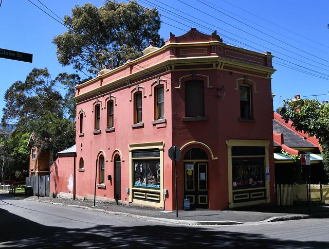 Shop, Glebe, Sydney, NSW.