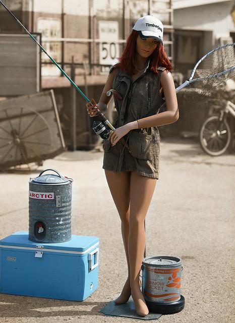 Ready to Go Fishin!
