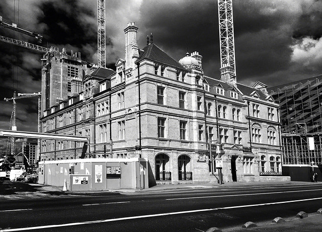London, North Western Railway Hotel, North Wall, Dublin.