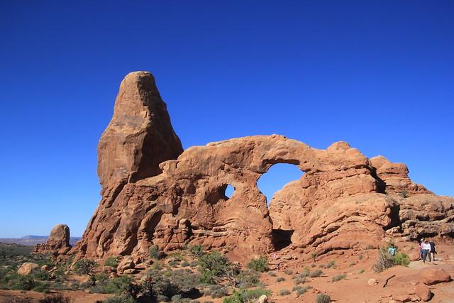 Arches National Park, Utah, USA.
