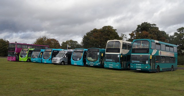 All things Arriva @ Showbus 2019 (1)