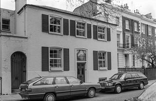 Drayton Gardens, South Kensington, Kensington & Chelsea, 1988 88-4o-24a-positive_2400