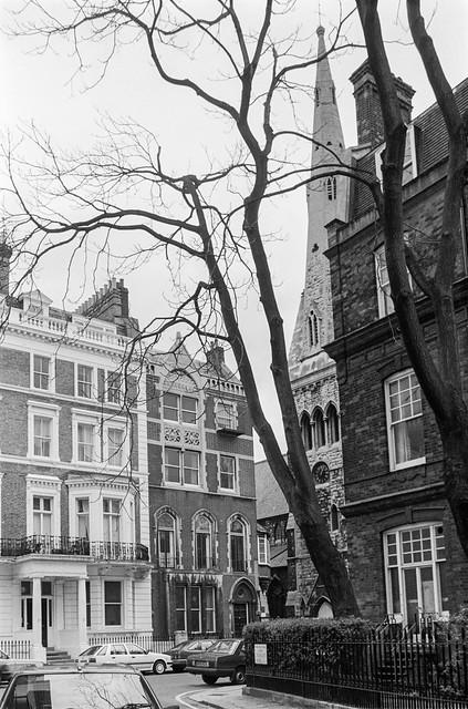 St Yeghiche, Armenian, Church, Cranley Gardens, South Kensington, Kensington & Chelsea, 1988 88-4o-16-positive_2400