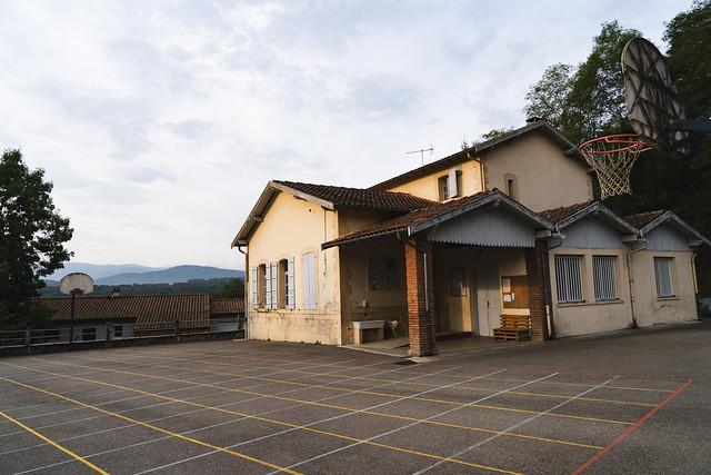 Visite du recteur en Ariège, 1er octobre 2020