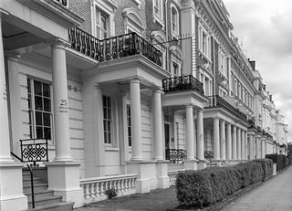 Onslow Square, South Kensington, Kensington & Chelsea, 1988 88-4q-33-positive_2400