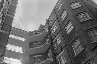 Flats, Kinbolton Row, Brompton, Kensington & Chelsea, 1988 88-4r-43-positive_2400