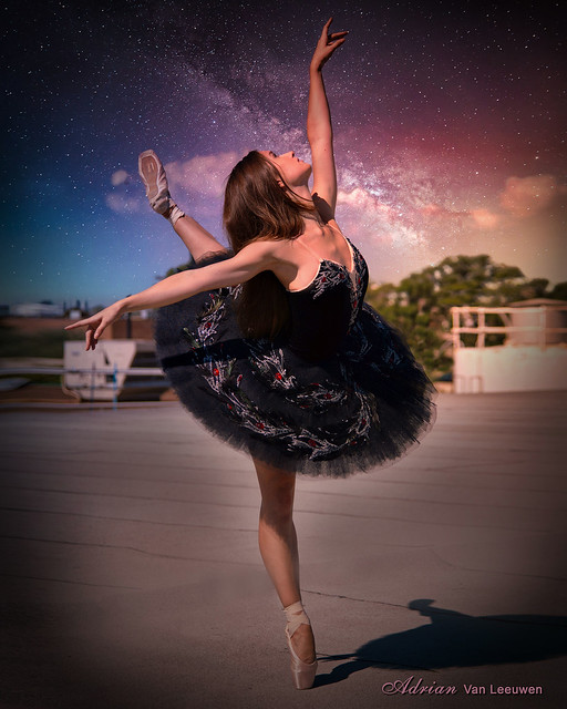 Ballerina - Dancing with the Stars
