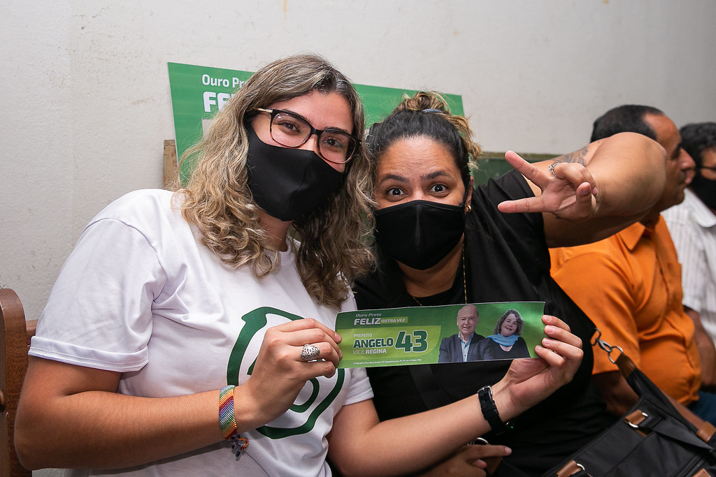 Reunião com Candidatas e Candidatos a Vereadores - Vila Operária