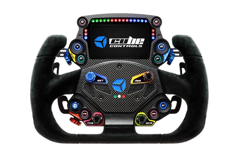 Cube Controls GT-X Front