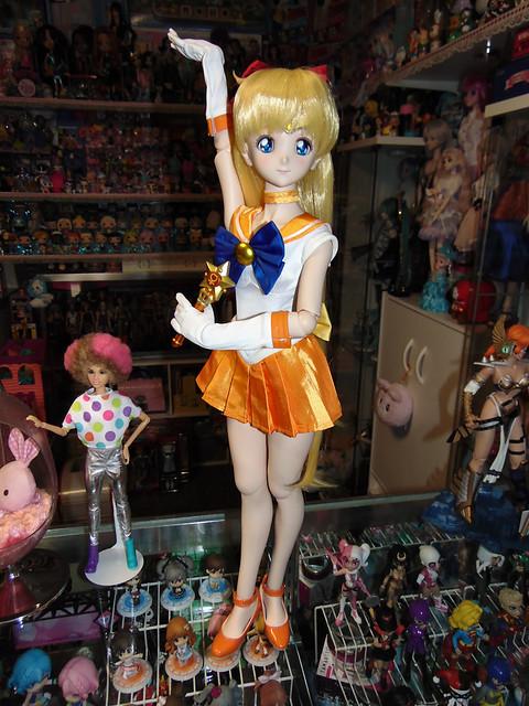 Dollfie Dream: Sailor Moon