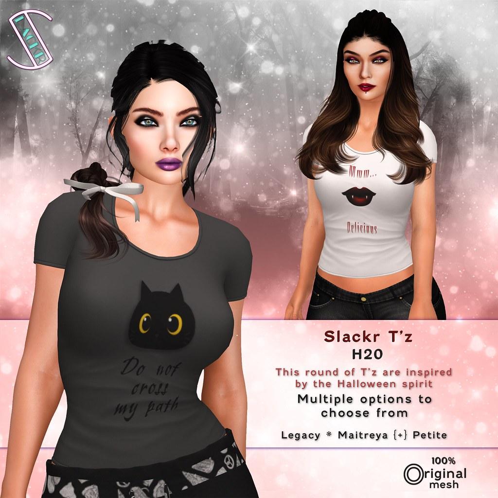 Slackr :: Slackr T {H20}