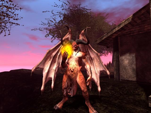Deadman's Island 2020 -Demon Sparks A Fire