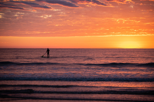 ocean beach sunrise nikon surfer maine wells d750