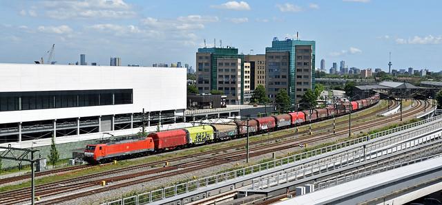 2020-06-22_0711 │DB Cargo 189 088 Schiedam Centrum