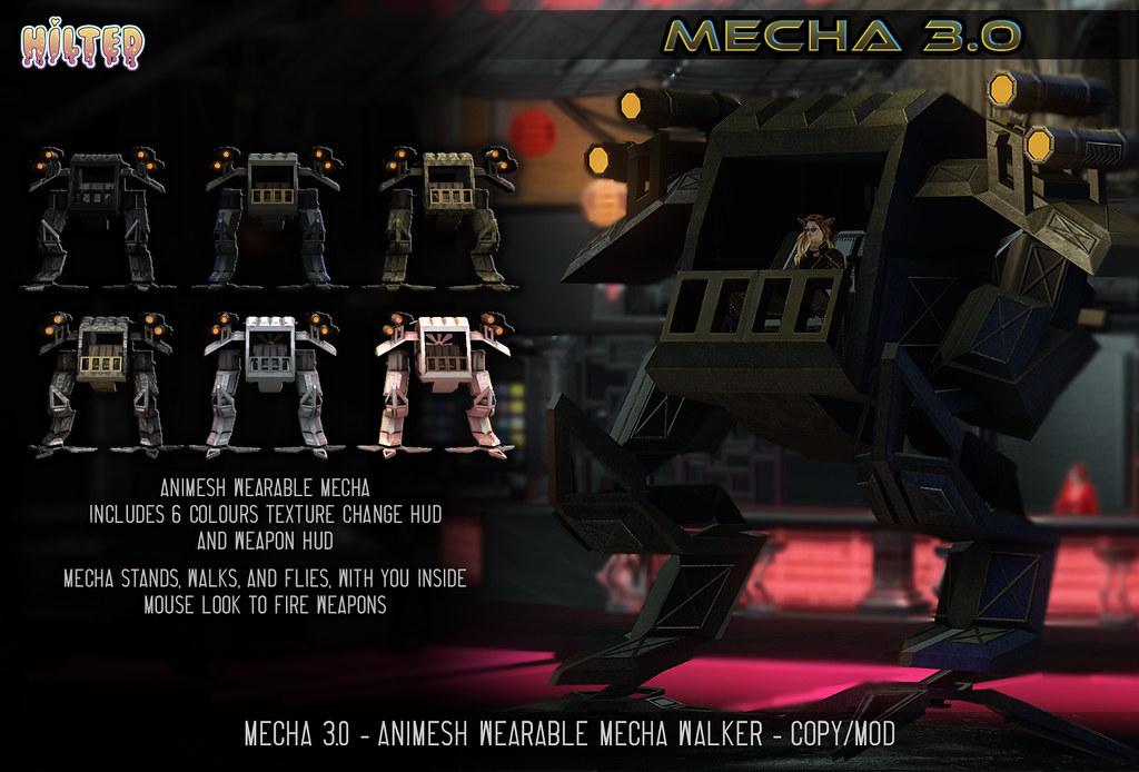 HILTED – Mecha 3.0