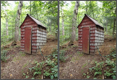 crosseye outhetconstruction outhouse stereo tremblant