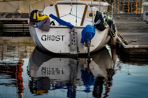 Ghost ship | by Ed Rosack