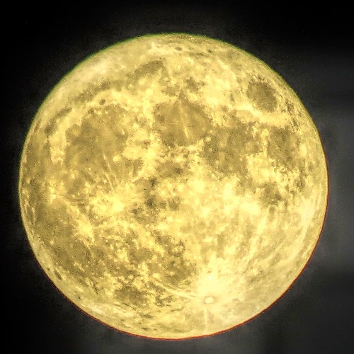 Harvest Moon - October 2020