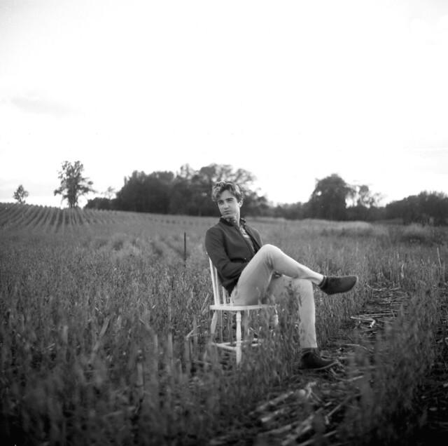 Nick Portraits in Grasslands