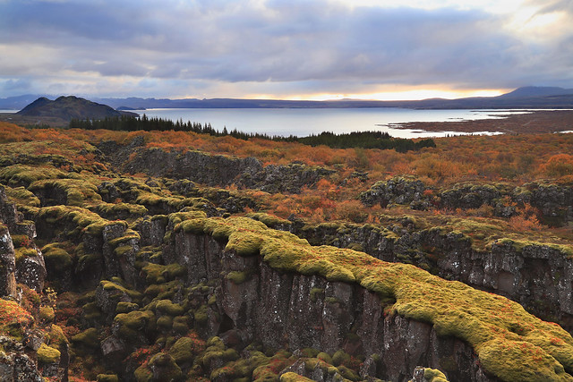 Autumn impression from Iceland
