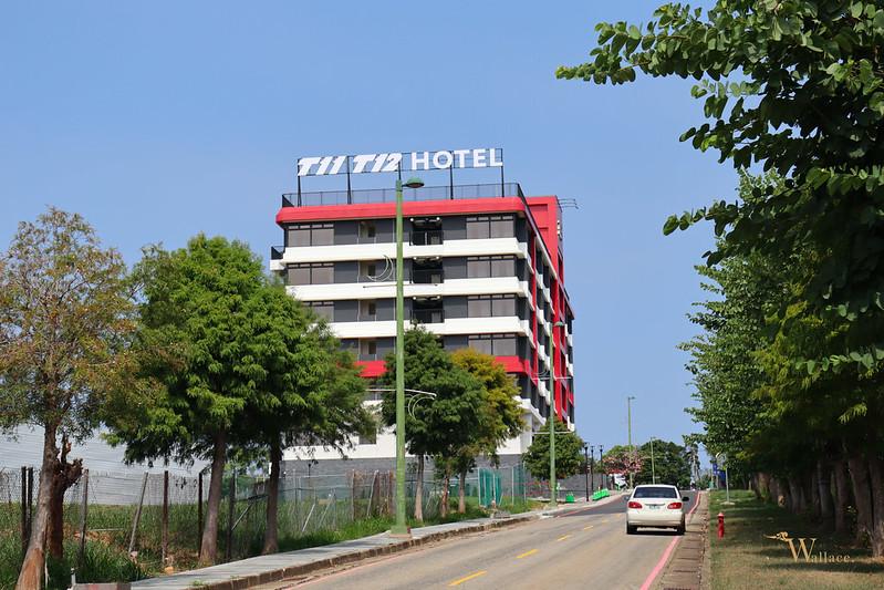 麗寶賽車主題旅店