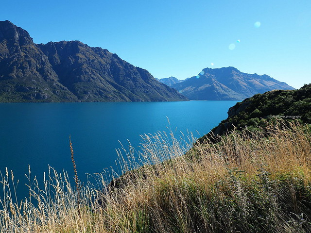 A postcard @ Lake Wakatipu.