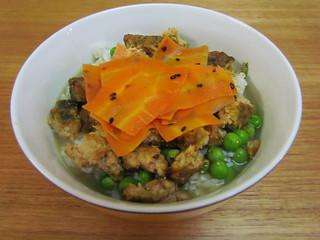 Chazuke (Matcha-Soaked Rice)