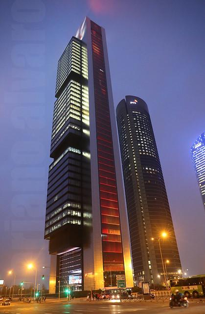 Cepsa & Sacyr Towers.