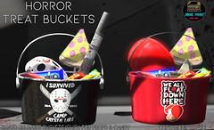Junk Food - Horror Buckets