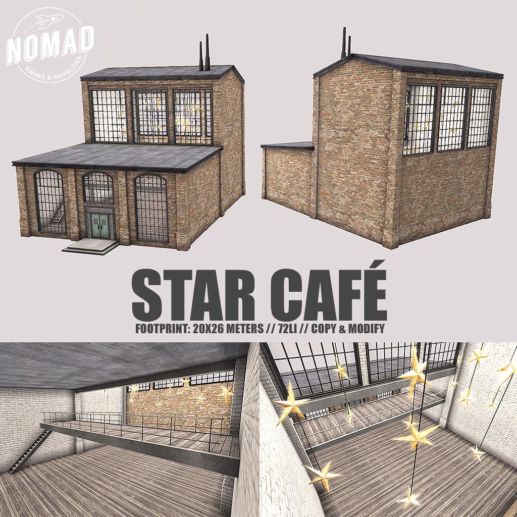 NOMAD // Star Cafe