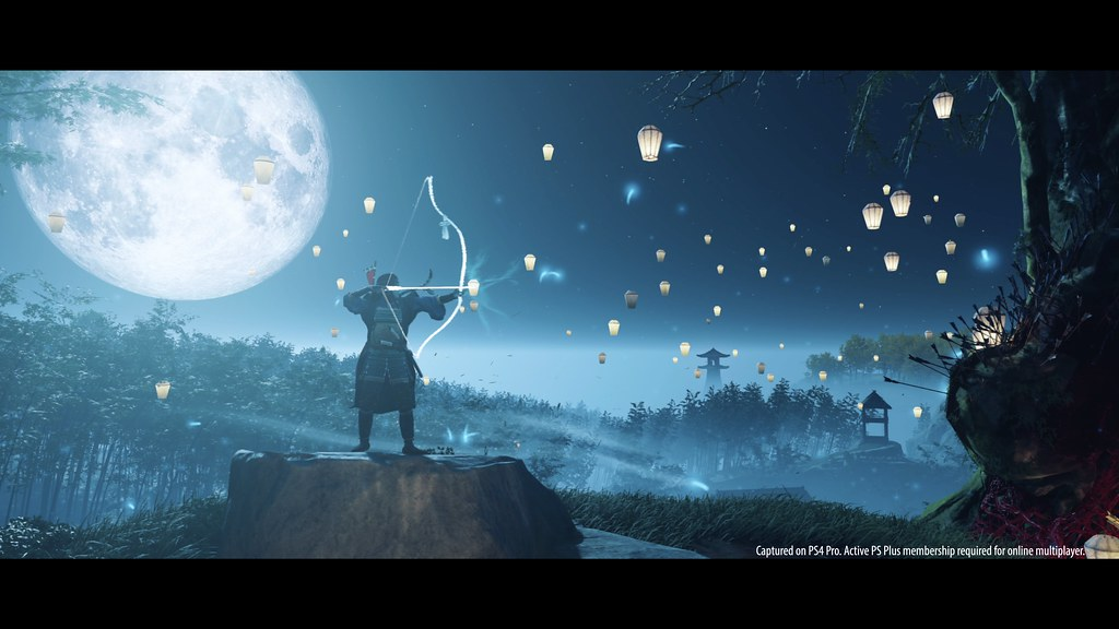 Ghost of Tsushima Legends