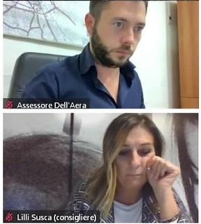 Stefano Dell'Aera e Lilli Susca