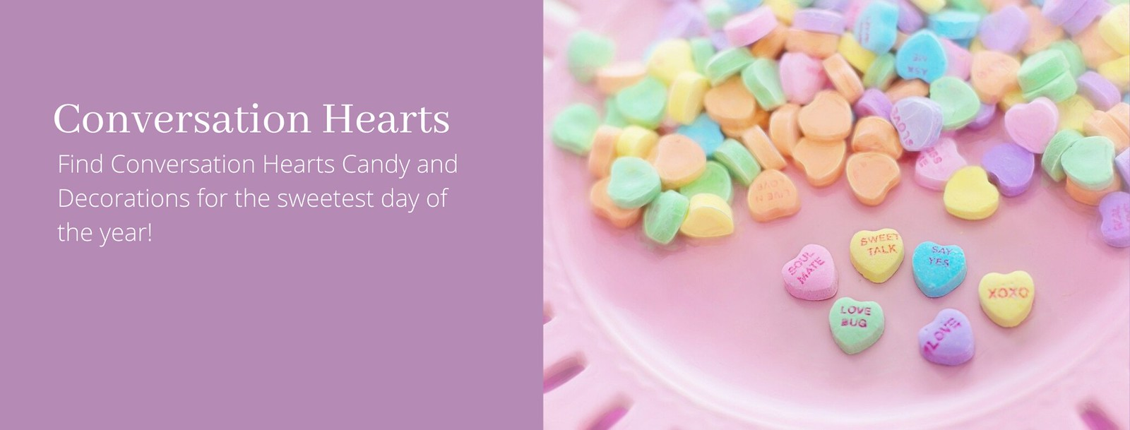 Valentines Day Conversation Hearts