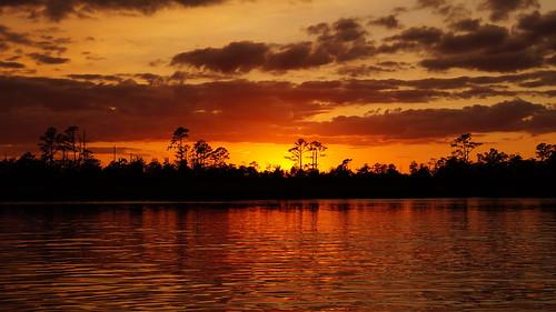 sony sonyphotographing sonya58 spectacularsunsetsandsunrises sunset sunsetsandsunrisesgold cloudsstormssunsetssunrises cloudscape fairfieldharbour northcarolina northwestcreek