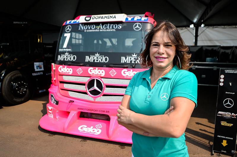 02/10/20 - Bastidores da Copa Truck em Cascavel - Fotos: Duda Bairros