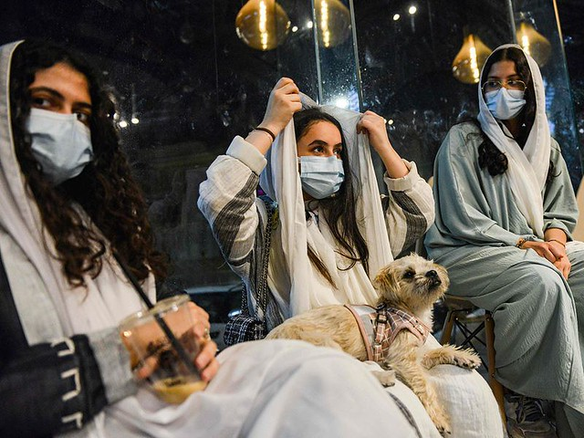 5770 The first dog café of Saudi Arabia opens in Khobar 03