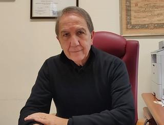 Il prof. Onofrio Resta