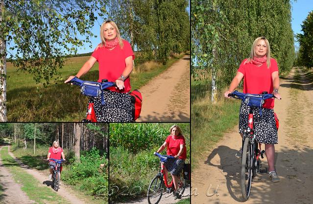 Rad-Tour in Mecklenburg / bike-tour in Mecklenburg-Western Pomerania