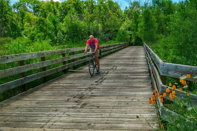 Summer Bike Trail